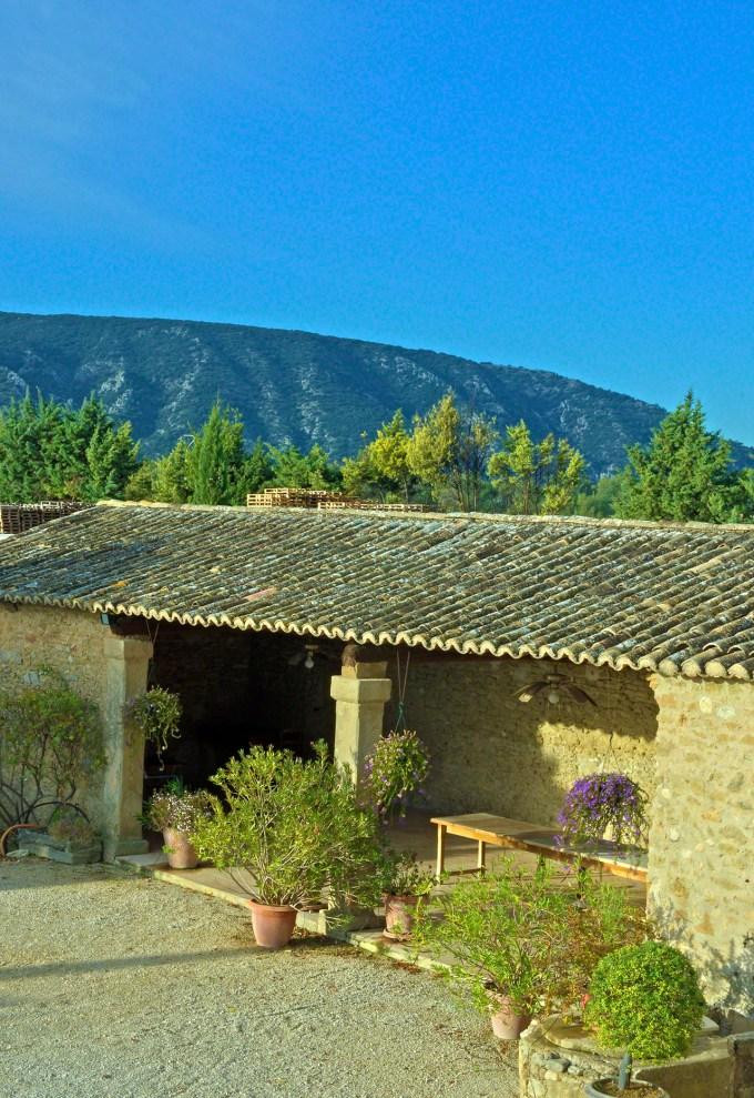 Great light, Provence