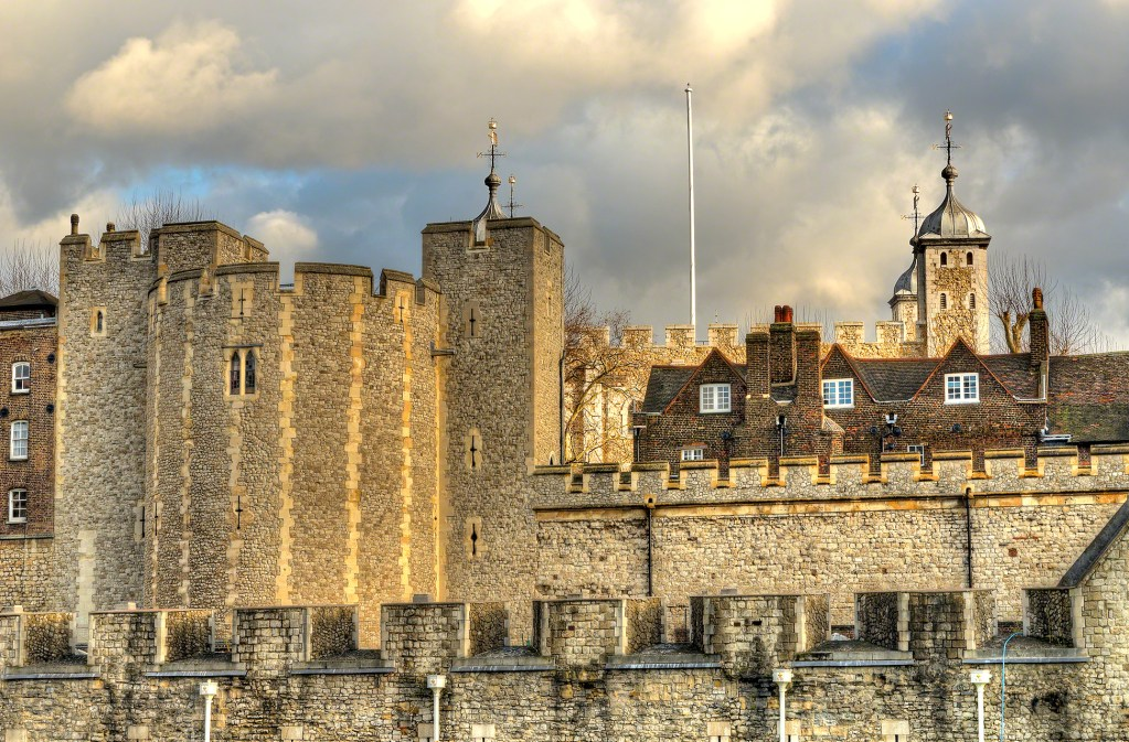 The Tower of London, England