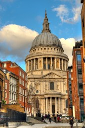 Domed Building London, England