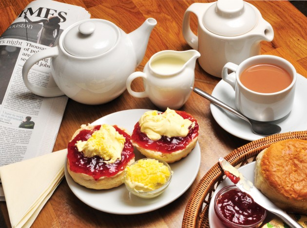 Image result for tea with cream