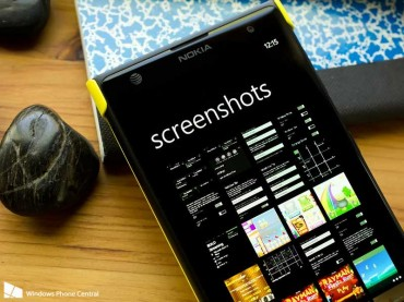 Screenshots on windows mobile - Thats my top 10