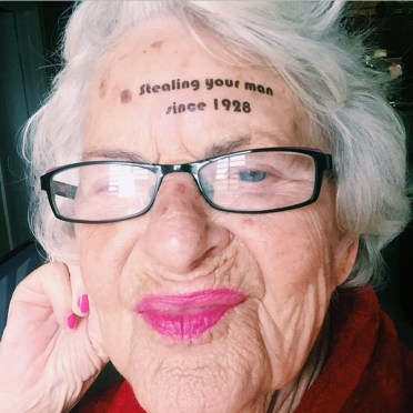 The cult of Baddie Winkle - That's Not My Age