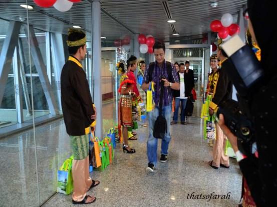 Malindo Air Inaugural Flight
