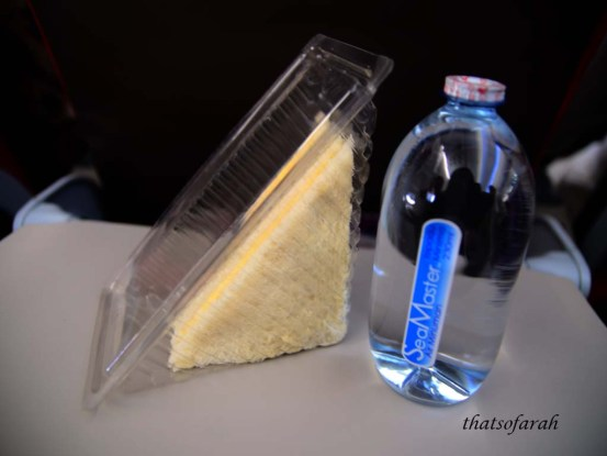Snacks Malindo Air