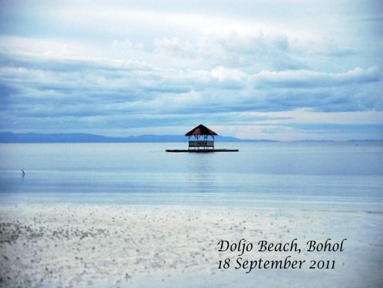 Doljo Beach Bohol