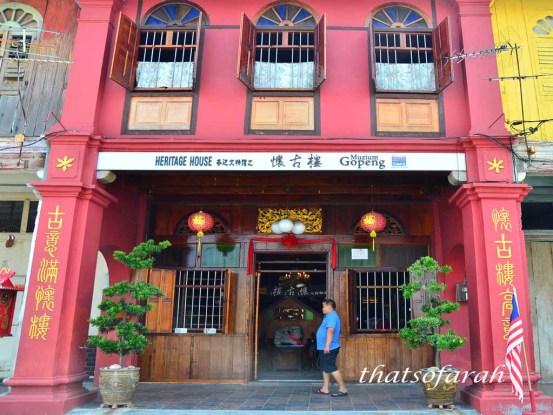 Gopeng Heritage House
