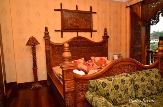 Villa Warisan Suite
