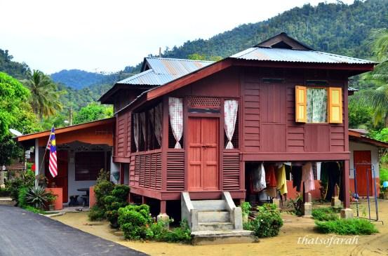 Homestay Kg Beng