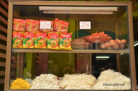 Halal Food Sg Golok