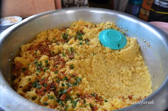 Nasi Kuning Perlis