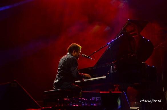 Borneo Jazz Festival 2014 : Mario Canouge