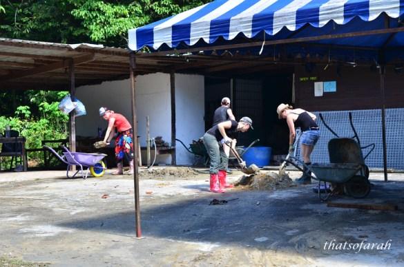 Volunteer Matang Wildlife Centre