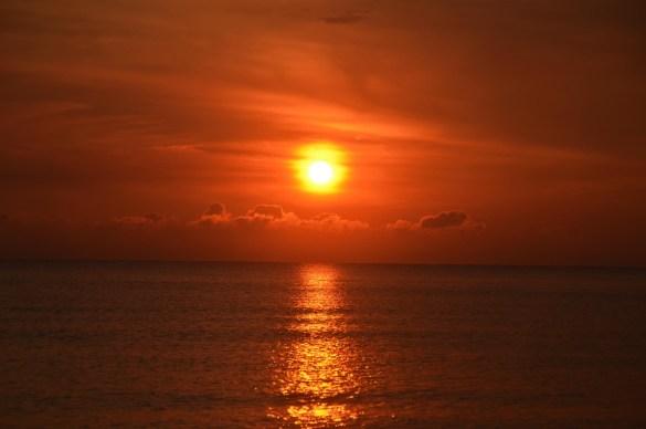 Sunrise at Penarik