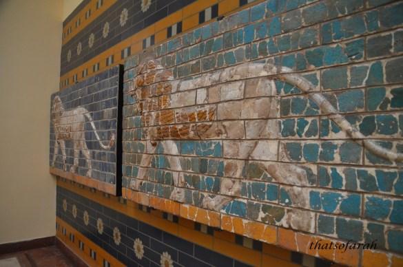 Ishtigar Gate Lion