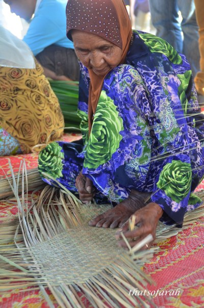 Mat Weaving Terengganu