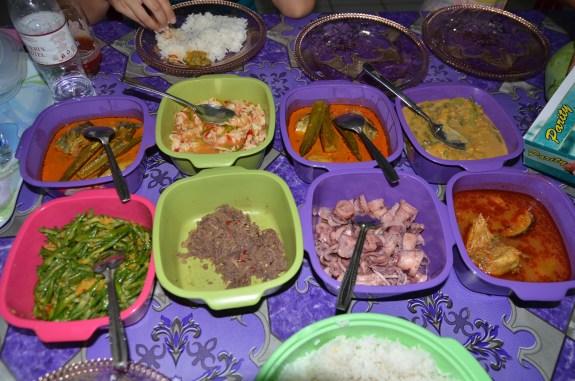 Melayu Sarawak Food