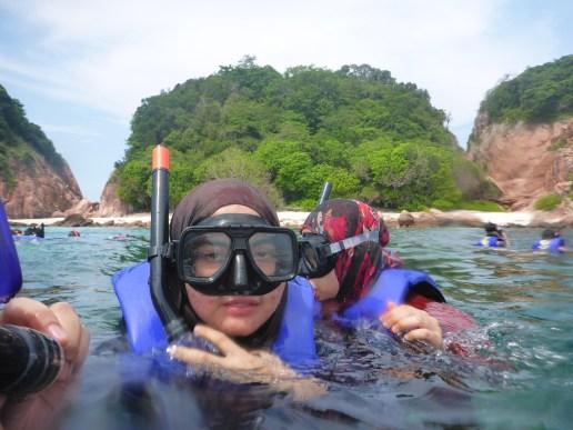 Snorkelling Pulau Redang