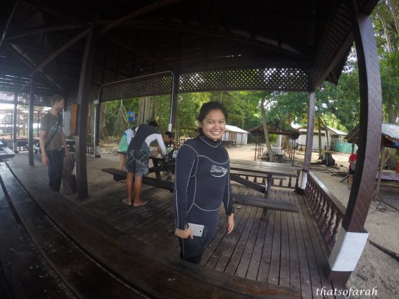 Sipadan Island Dive