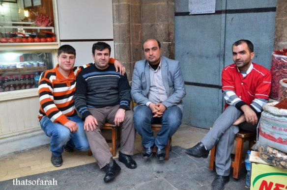 Men of Urfa