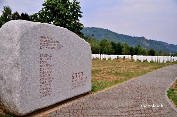 Srebrenica Genocide Memorial