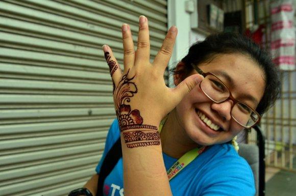 Henna at Klang