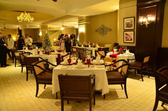 Colonial Cafe, Majestic Hotel