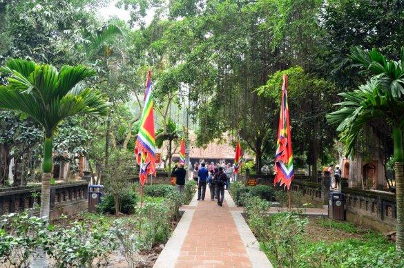 Le Dai Hanh Temple