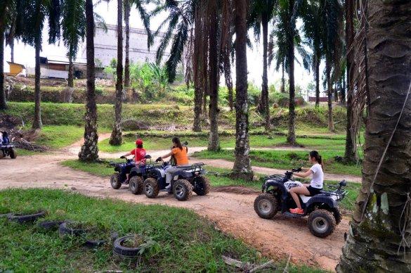 ATV Rides Bilut Extreme Park