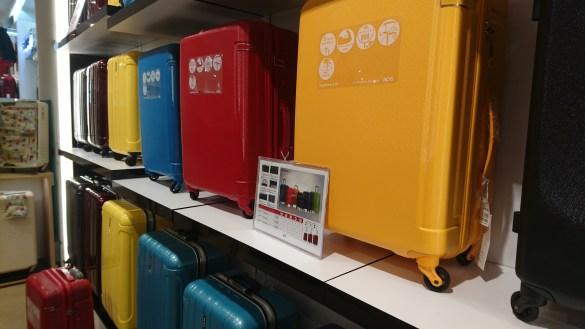Ace Luggage Malaysia Rockpaint-Z