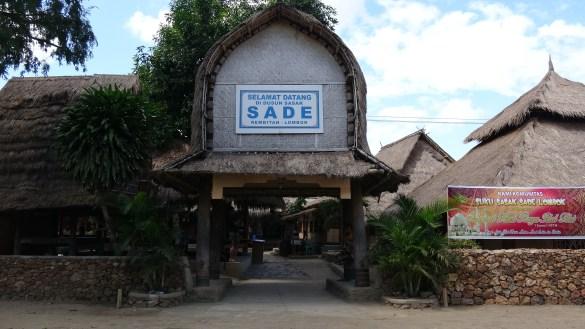 Sasak Sade Village Rembitan Lombok