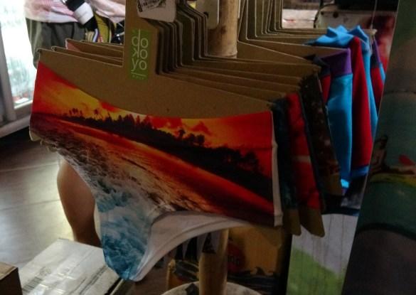 Sunset panties