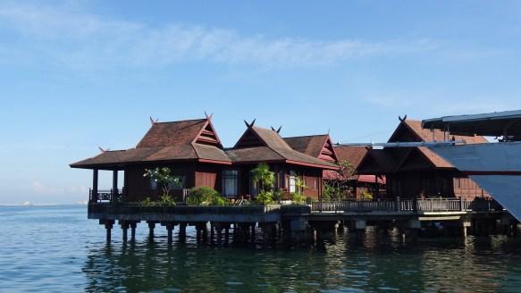 Kayu Bangkoa Port