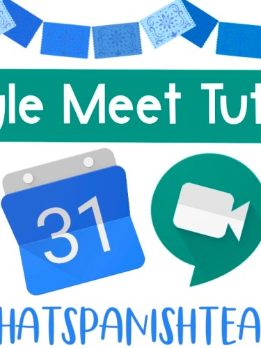 Google Meet & Digital Learning