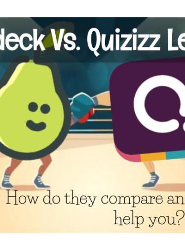 Pear deck vs. Quizizz Lessons