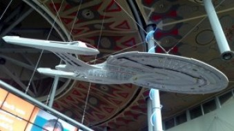 Star trekking is our future