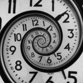 Time Travel Clock