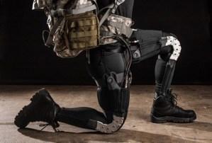 exoskeleton army