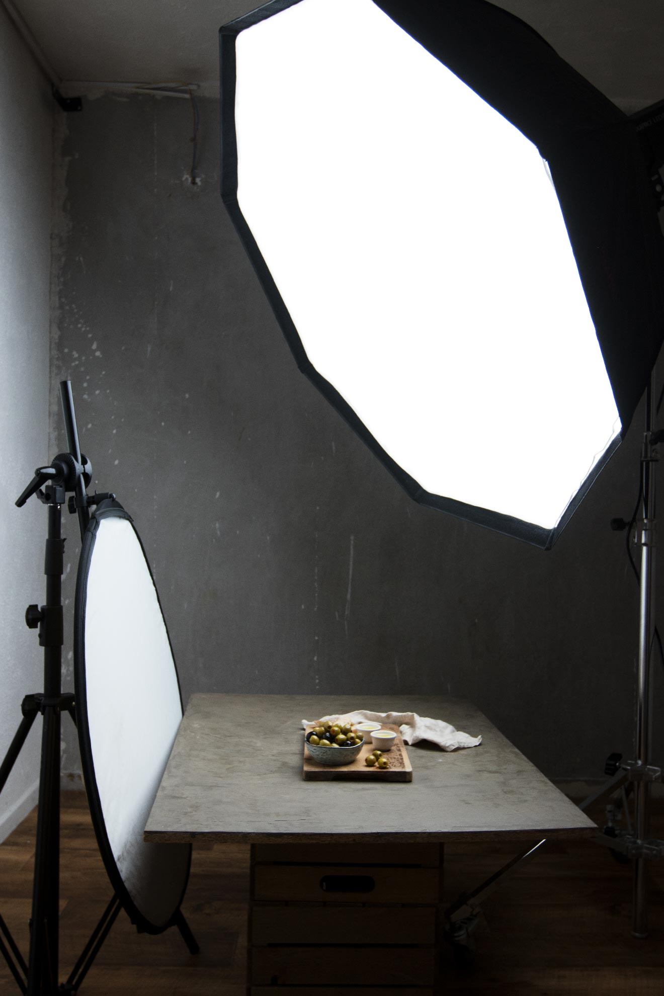 Nailing Artificial Light Food Photography Lighting Setup