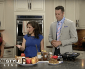 TSJ's Apples and Honey Panini *As Seen on CT Style News 8*