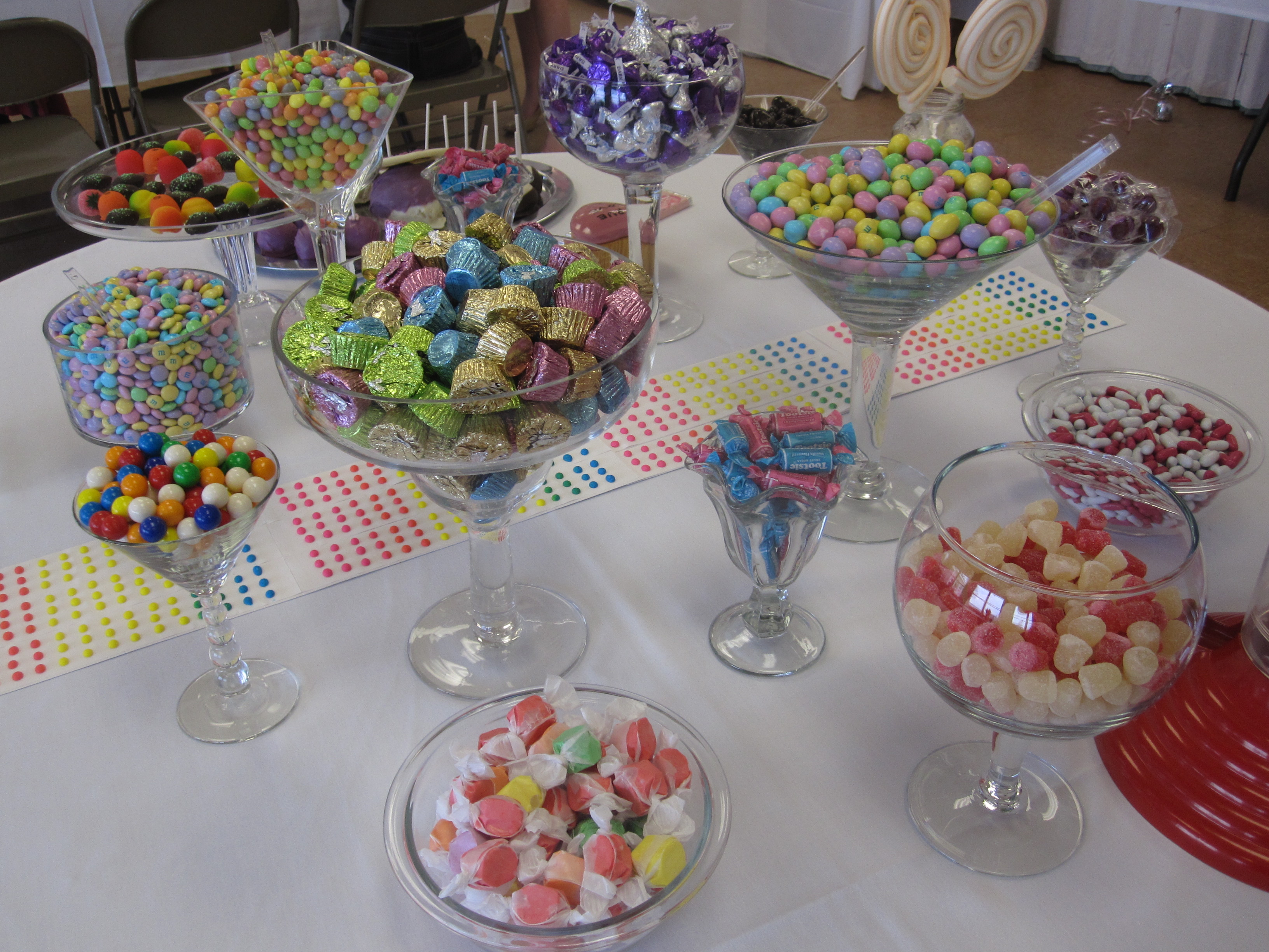 Candy and Dessert Tables  Thats SO Jenn