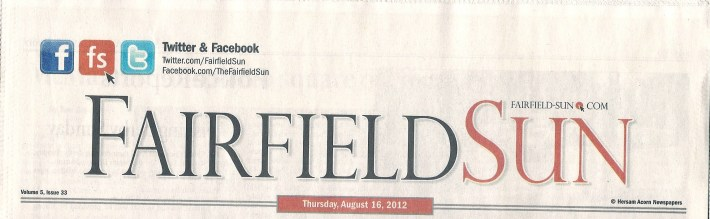 Fairfield Sun Cover