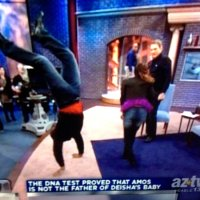 Maury YOU ARE NOT THE FATHER dance compilation