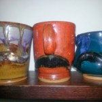 The Distinguished Gentlemen of Gwenie's Pottery