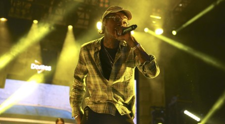 Wiz Khalifa And Big Boi Mix Up Night Two At The Doritos #MixArcade At E3 Live