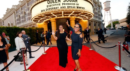 "Premiere of OWN's ""QUEEN SUGAR"" with Oprah Winfrey & Ava DuVernay"