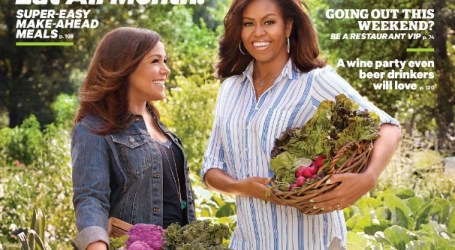Rachael Ray Every Day Magazine Features First Lady Michelle Obama In September 2016 Issue