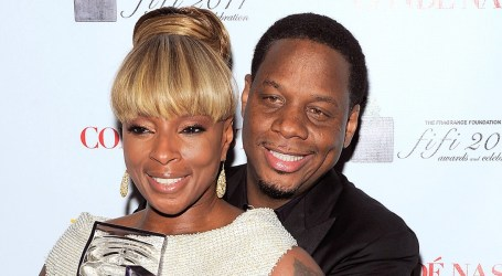 Mary J. Blige's Estranged Husband Is Asking Her To Pay Up