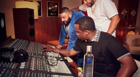 """Sean """"Diddy"""" Combs and the Makers of CÎROC Ultra Premium Vodka Embody the Spirit of the Hustle with """"Let's Get It"""""""