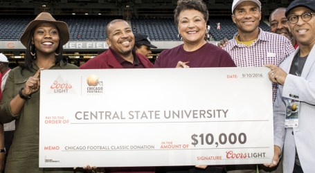 Coors Light® Kicks Off Football Season With Support Of HBCU Classics