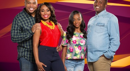 Family Time Season Four Premieres Tues. Oct. 4 at 9:00 p.m. ET on Bounce TV